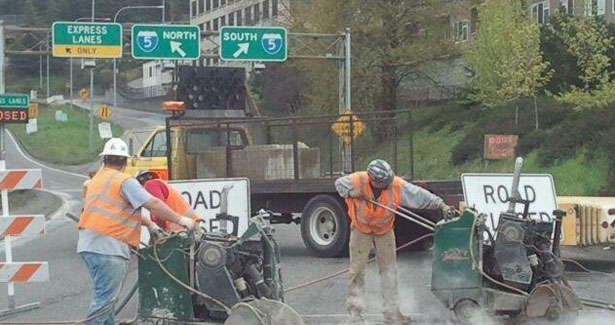 Concrete Cutting in Seattle, WA